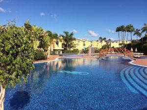 piscina Meloneras